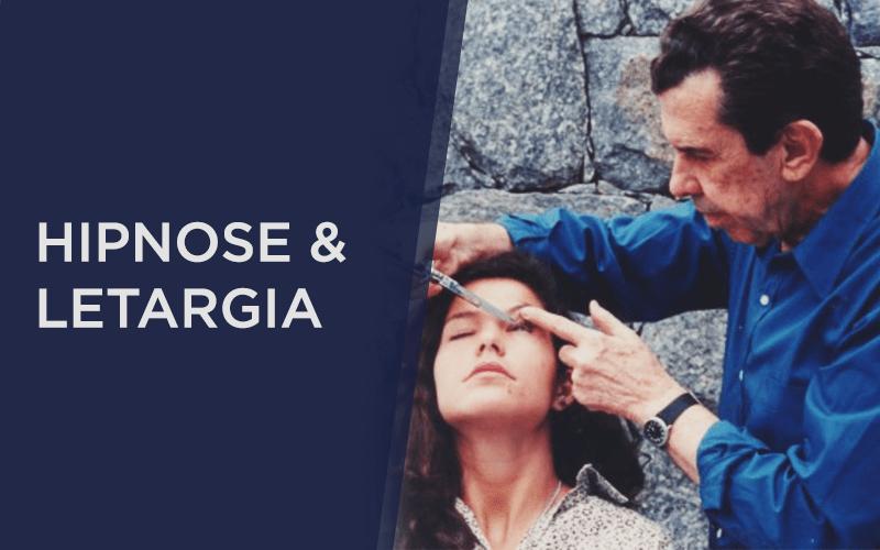 Hipnose e Letargia Paulo Paixão