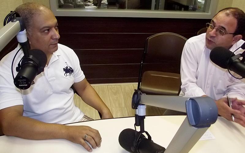 Entrevista com Rogério Castilho