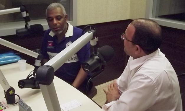 Entrevista com Ronaldo Nascimento