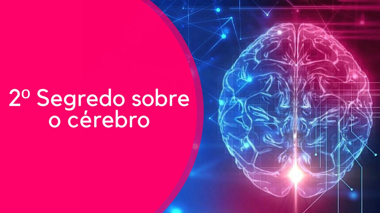 O Segundo segredo sobre o Cérebro